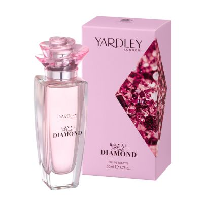 Yardley Тоалетна вода Royal Pink Diamond 50ml