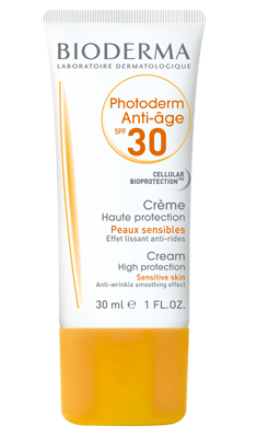 Bioderma Photoderm anti-age крем лице SPF 30 30 мл