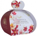 The English Soap Company Сапун Клематис и Лайм 3x20 гр